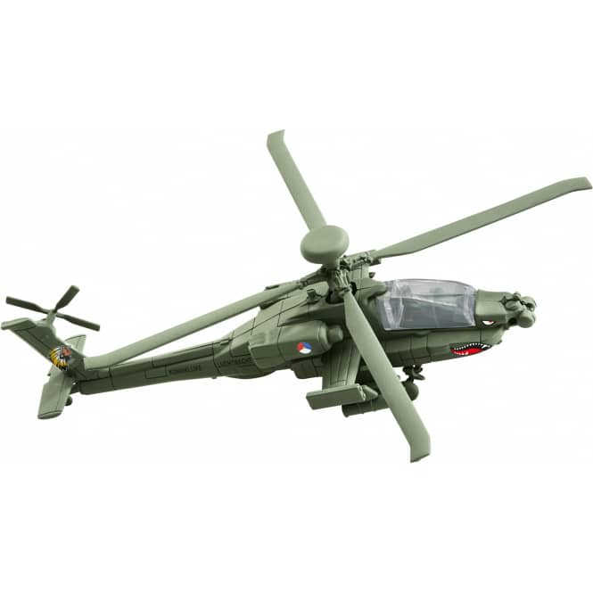 Build & Play - AH-64 Apache