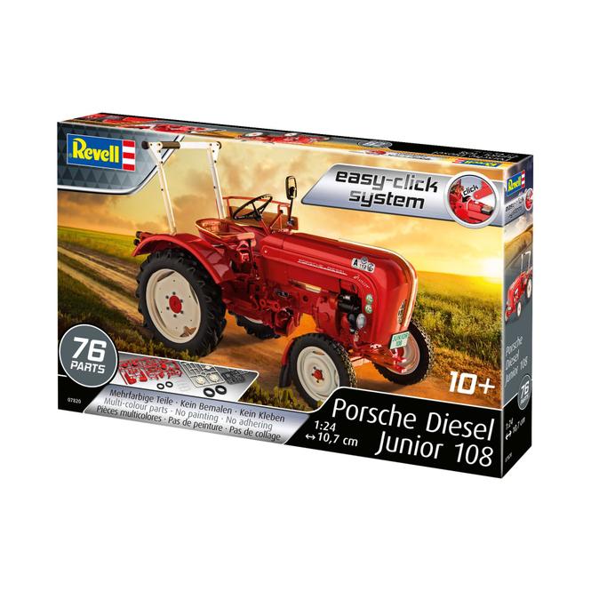Revell 07820 - Porsche Junior 108