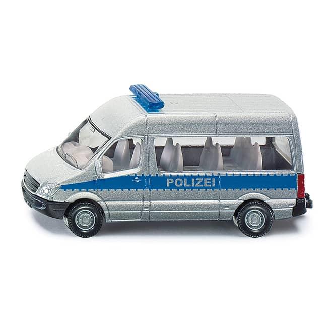 Siku Super 0804 - Polizeibus