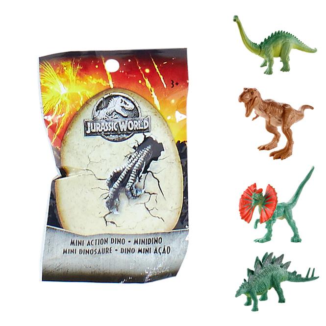 Jurassic World - Mini Dino Actionfiguren