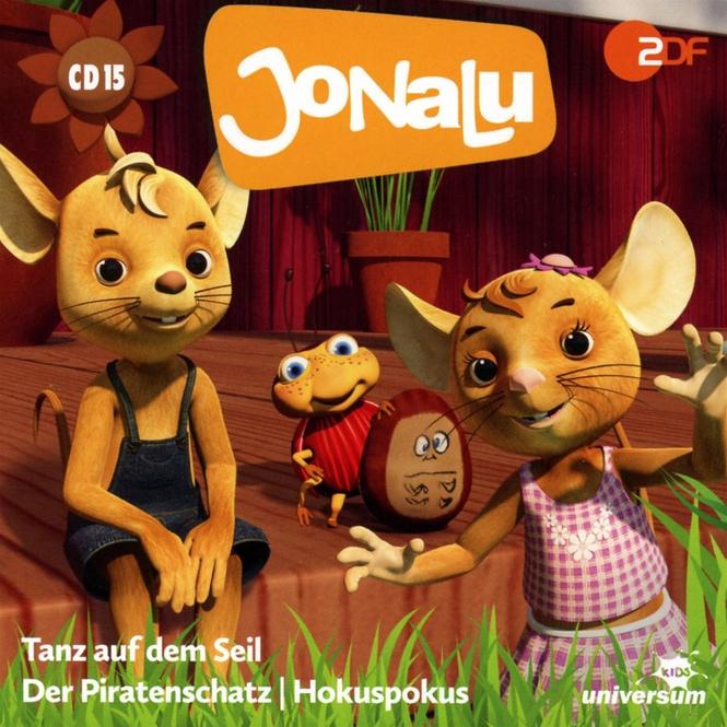 JoNaLu - Hörspiel CD - Folge 15