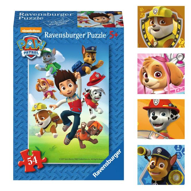 Paw Patrol - Minipuzzle - 1 Stück