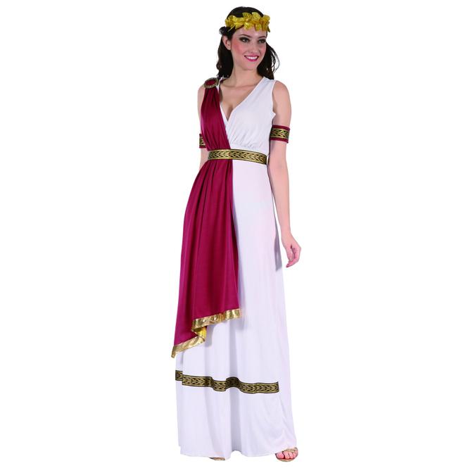 Kostüm - Griechische Göttin, für Erwachsene, 5-teilig