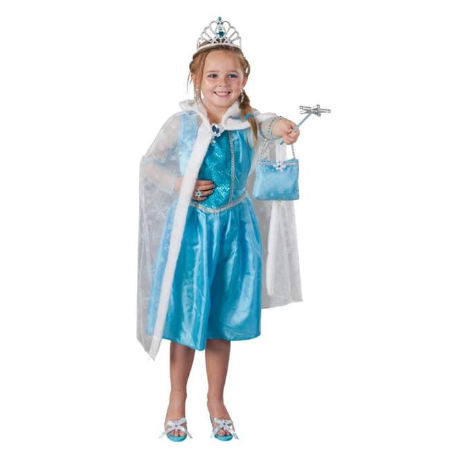 Kostüm - Eisprinzessin, 2-teilig, für Kinder