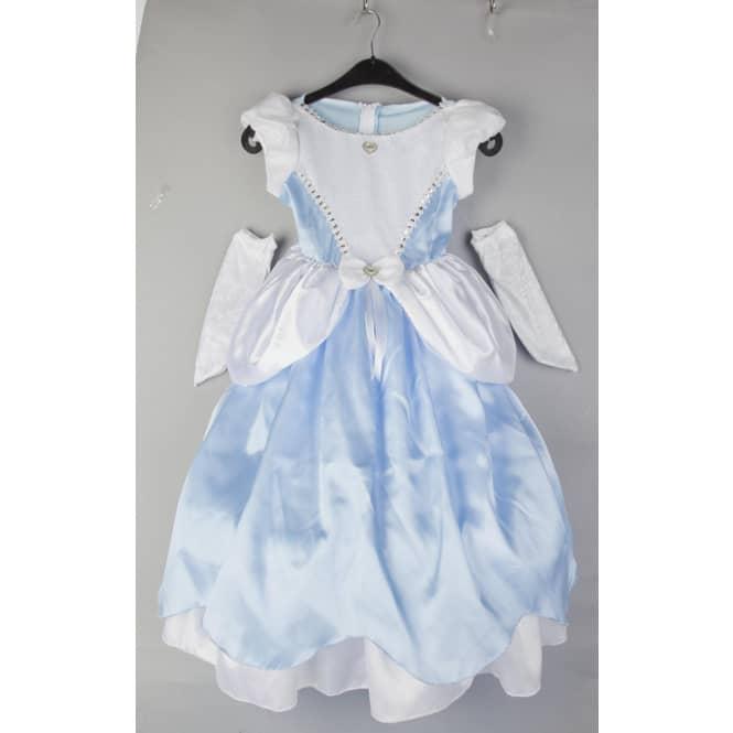 Kostüm - Märchenprinzessin, 2-teilig, für Kinder