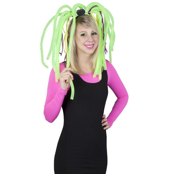 Haarreif mit Leuchtbändern