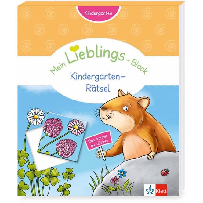 Kindergarten - Mein Lieblings-Block