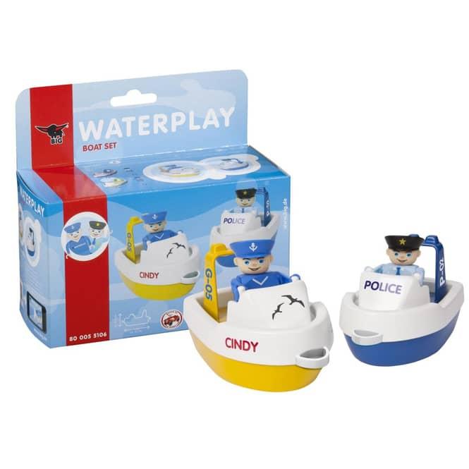 BIG Waterplay - Boat-Set - Badewannenspielzeug