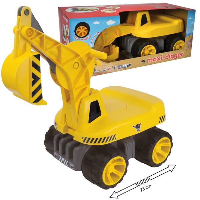 BIG Maxi-Digger - Power Worker - Schaufelbagger