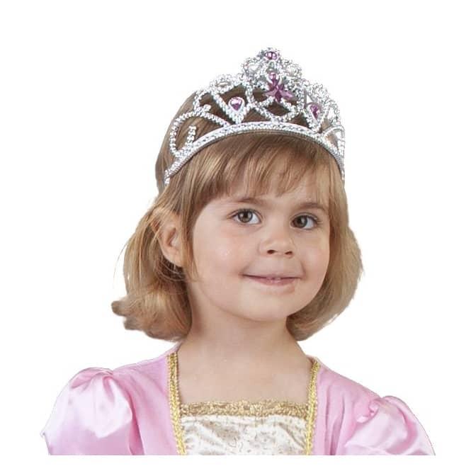 Prinzessinnen-Krone - Ø = 12 cm