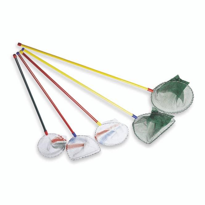 Fischfangnetz - mit Stab - 1 Stück