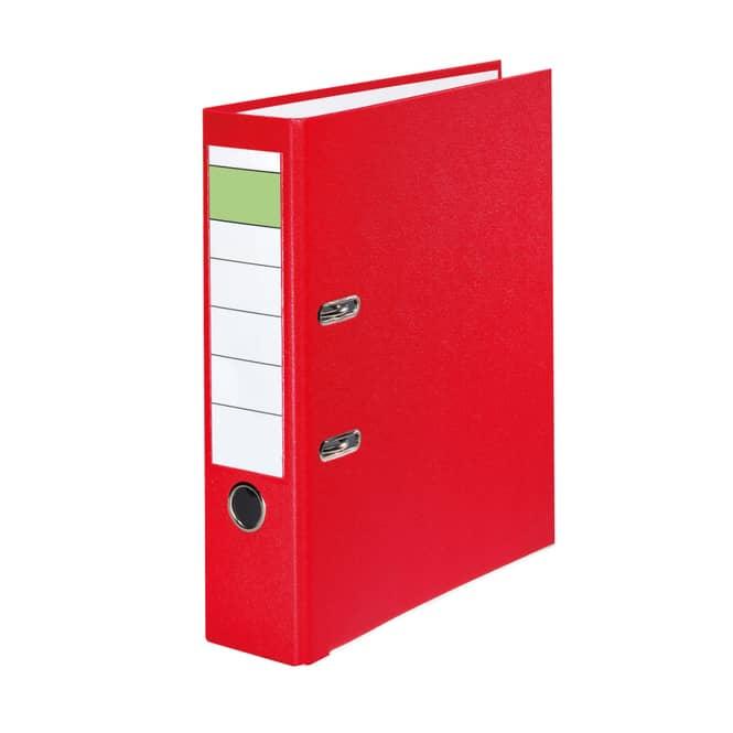 Falken Ordner DIN A4 verschiedene Farben und Modelle rot breit