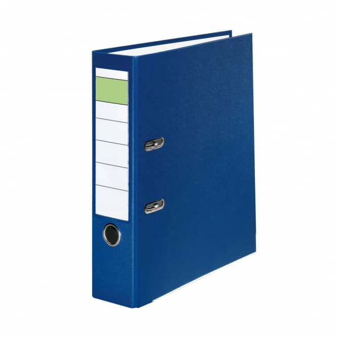 Falken Ordner DIN A4 verschiedene Farben und Modelle blau breit