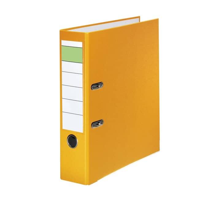 Falken Ordner DIN A4 verschiedene Farben und Modelle gelb breit