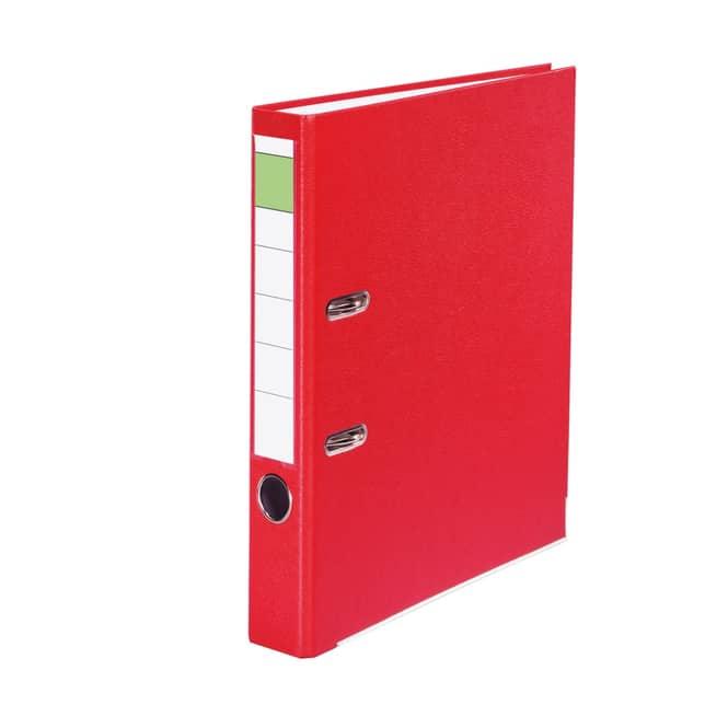 Falken Ordner DIN A4 verschiedene Farben und Modelle rot schmal