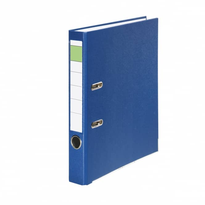 Falken Ordner DIN A4 verschiedene Farben und Modelle blau schmal
