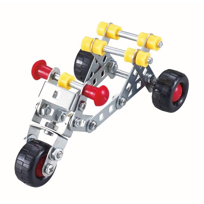 Metallbau-Set - 2-in-1 - inkl. Werkzeug - 1 Stück