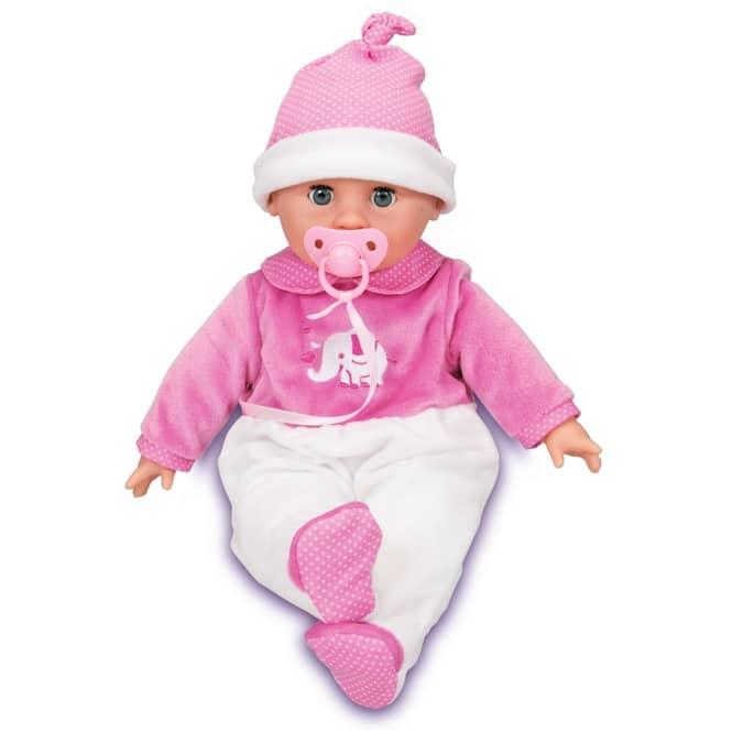 Laura Schlafenszeit Puppe mit Sound von Simba