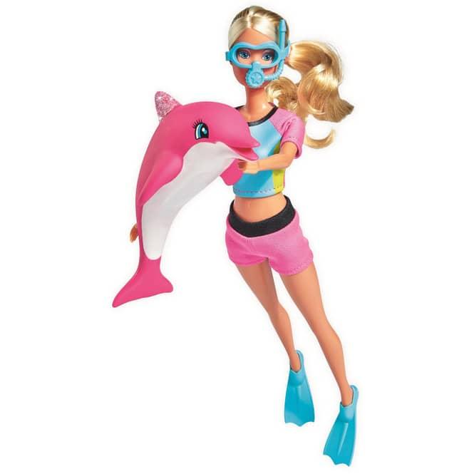 Steffi Love - Delfin Spaß