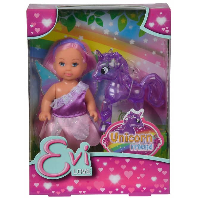 Evi Love - Unicorn Friend