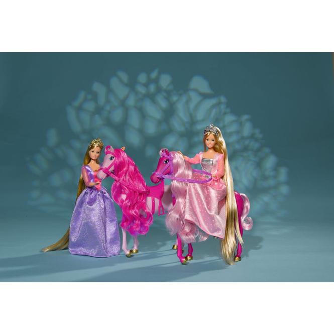 Steffi Love Prinzessin mit Pferd von Simba