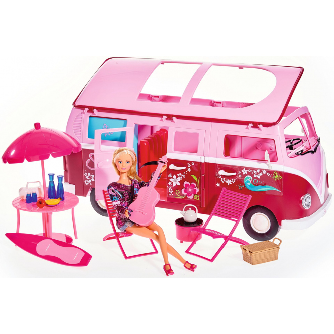 Steffi Love - Hawaii Camper - pink