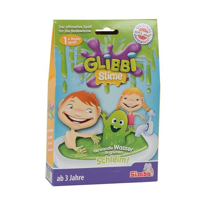 Glibbi Slime Badespaß in grün