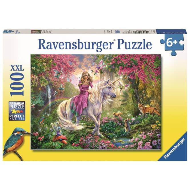 Puzzle - Magischer Ausritt - 100 XXL Teile - Ravensburger