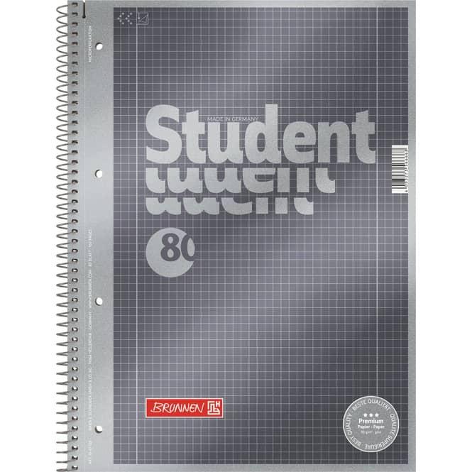 Premium Collegeblock DIN A4 - Lineatur 28