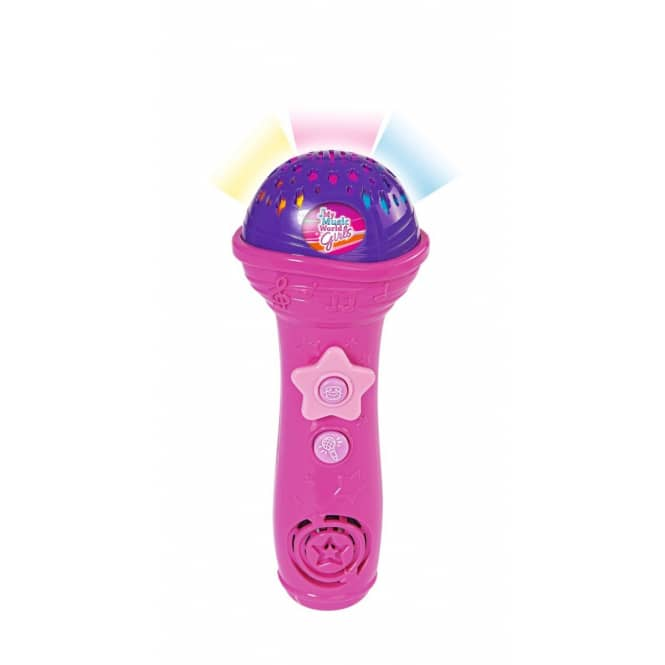 Mikrofon My Music World Girls von Simba