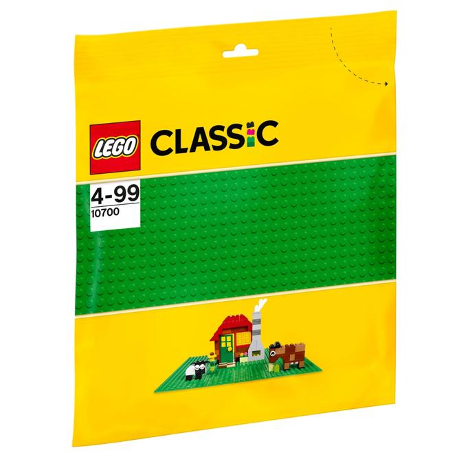 LEGO® Classic 10700 - Grüne Grundplatte
