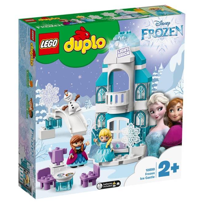 LEGO® DUPLO® Disney Princess 10899 - Elsas magischer Eispalast