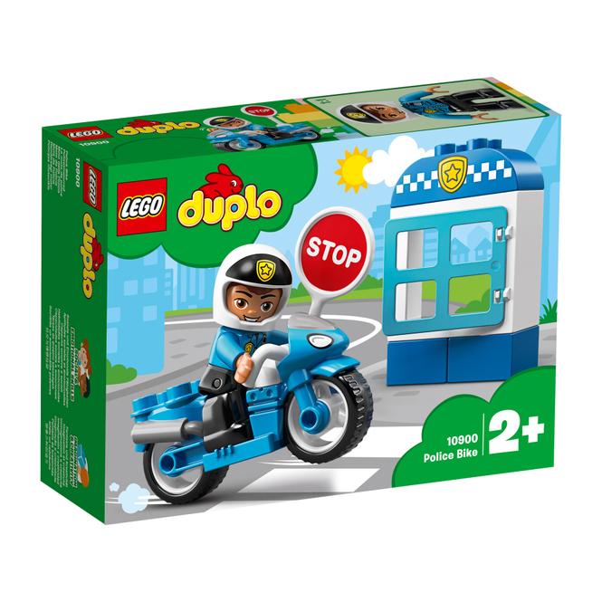 LEGO® DUPLO® Town 10900 - Polizeimotorrad