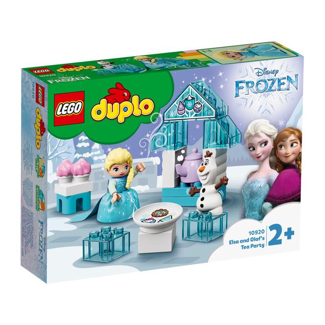 LEGO® DUPLO® Disney Princess 10920 - Elsas und Olafs Eis-Café