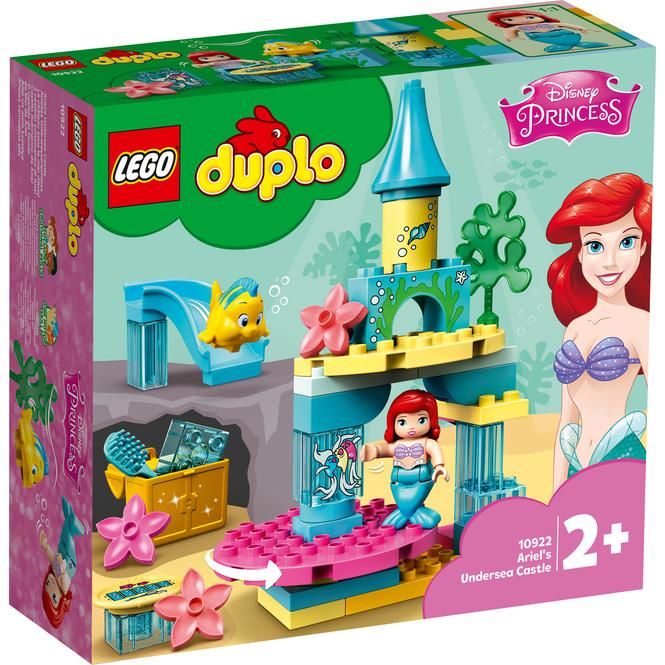 LEGO® DUPLO® Disney Princess 10922 - Arielles Unterwasserschloss