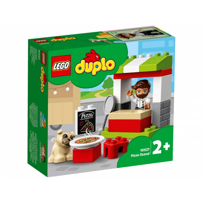 LEGO® DUPLO® Town 10927 - Pizza-Stand