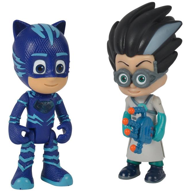 PJ Masks - Light-up Catboy und Romeo