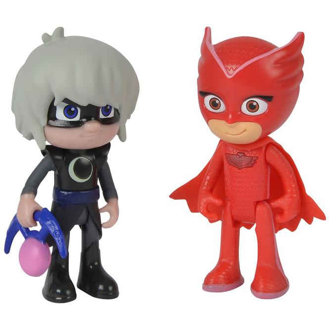 PJ Masks - Light-up Eulette und Luna Girl