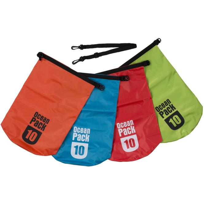 Drybag - mit Schultergurt - 10 Liter - 1 Stück