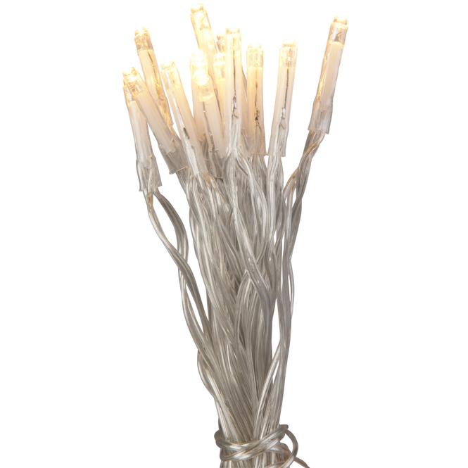 LED-Lichterkette - warmweiß - verschiedene Längen