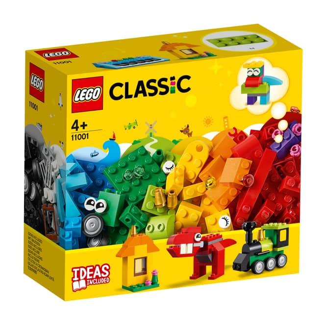 LEGO® Classic 11001 - LEGO Bausteine - Erster Bauspaß