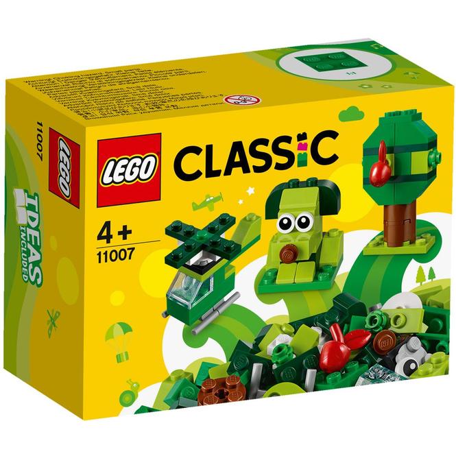 LEGO® Classic 11007 - Grünes Kreativ-Set