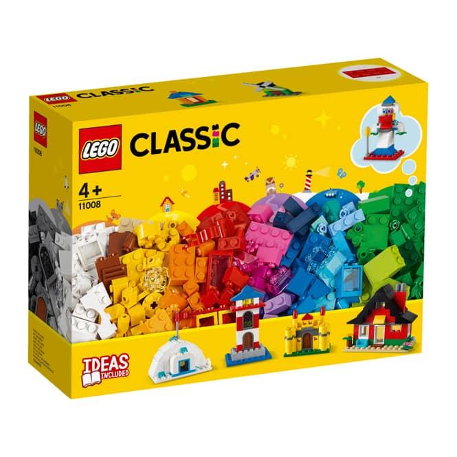 LEGO® Classic 11008 - LEGO Bausteine - bunte Häuser