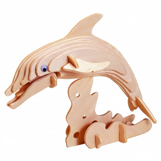 Besttoy - Holz-Modellbau - Delfin