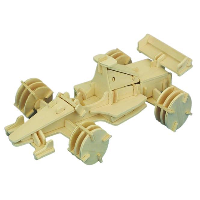 Besttoy - Holz-Modellbau - Rennauto