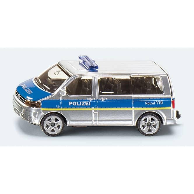Siku Super 1350 - Polizei-Mannschaftswagen