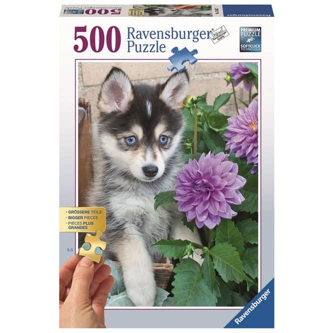 Puzzle - Putziger Husky - 500 Teile