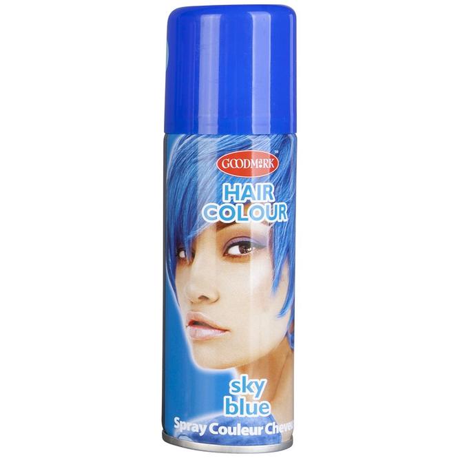 Color-Haarspray - 125 ml - blau