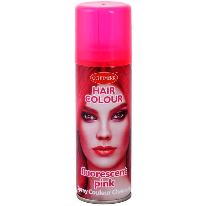 Color-Haarspray - Neon - 125 ml - pink
