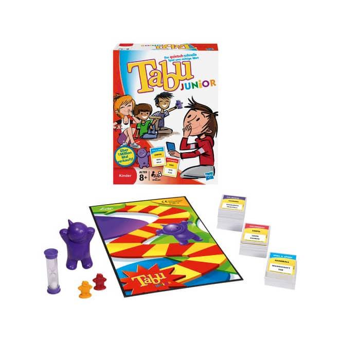 Tabu Junior Hasbro
